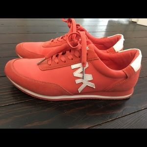 Michael Kors Coral Sneakers size 8.5